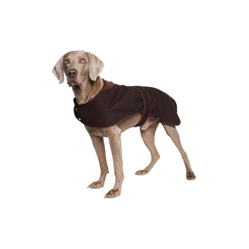 Ancol Timberwolf Wax Dog Coat - Medium