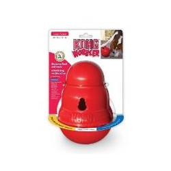 Kong Wobbler - Snack Ball - 19 cm x 13 cm