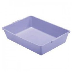 Large Cat Litter Tray - 43cm x 32cm
