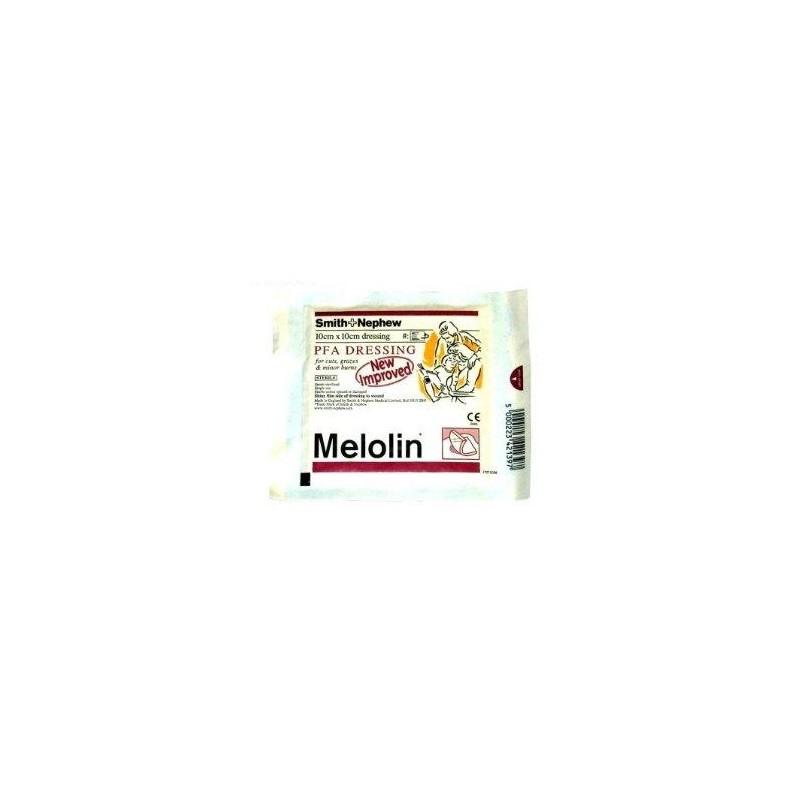 Melolin Sterile Absorbent Dressing - 10cm x 10cm