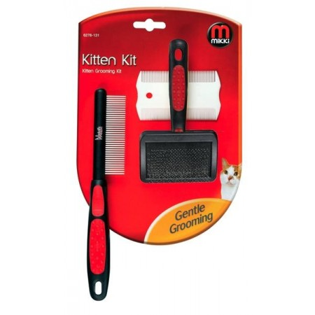 Mikki Kitten Grooming Kit