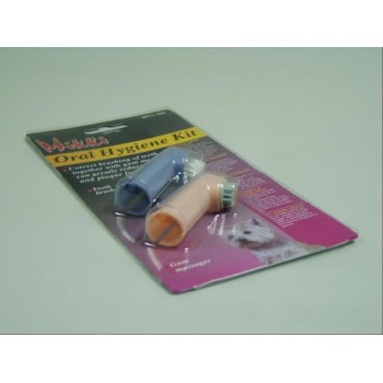 Mikki Oral Hygiene Kit for Dogs & Cats