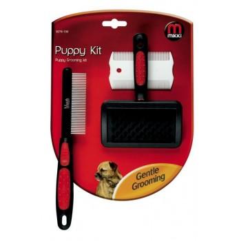 Mikki Puppy Grooming Kit