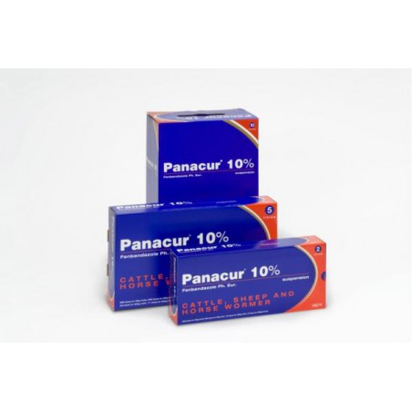 Panacur 10% Oral Suspension for Sheep/Cattle/Horses - 1L
