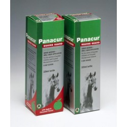 Panacur Equine Guard Flavoured - Apple & Cinnamon - 225ml