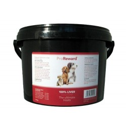 Pro Reward Freeze-Dried Liver Treats - 500g