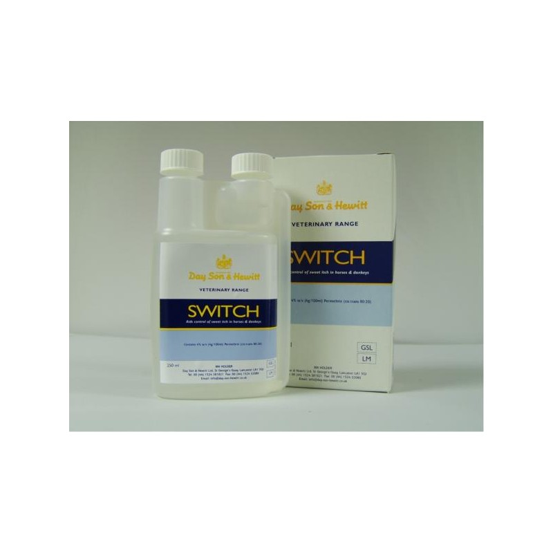 Switch Lotion for Sweet Itch - 250ml