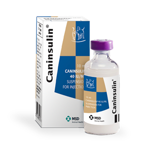 Caninsulin - Buy Caninsulin Insulin for Dogs with Diabetes from Vet Dispense