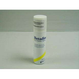 Betadine Antiseptic Spray