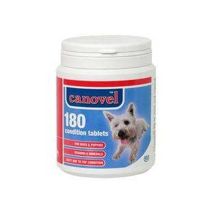 Canovel Conditioning Tablets