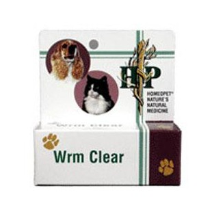 Homeopet Natural Worming Remedy