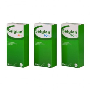 Selgian for Dogs - 4mg 10mg 20mg Selgian Tablets